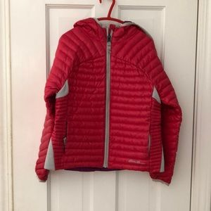 Down Jacket for girls size 5-6